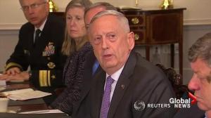 Mattis says he still has hope in a diplomatic resolution to North Korea standoff