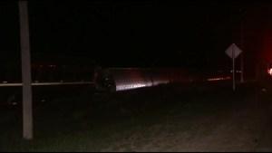 29 injured after Amtrak train derailment in Kansas