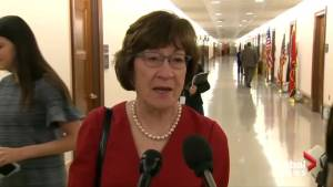Michael Cohen guilty plea 'a lesson' for others: Susan Collins