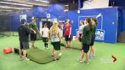 Play video: Baseball Sask aims to attract girls and offer more training
