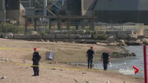 Grim discovery as police pull woman's torso from Lake Ontario