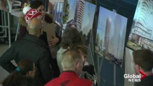 Westcorp's downtown Kelowna tower revisions presented to public