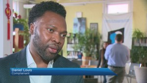 Man allegedly sprayed by police speaks out