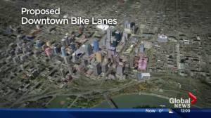 City council approves downtown bike lane project (02:10)