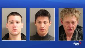 3 inmates on the run after escaping Red Deer Remand Centre