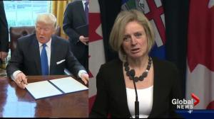 A closer look at Alberta politics behind the Keystone XL pipeline