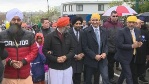 Trudeau attends Vancouver's Vaisakhi parade after Sikh extremism controversy