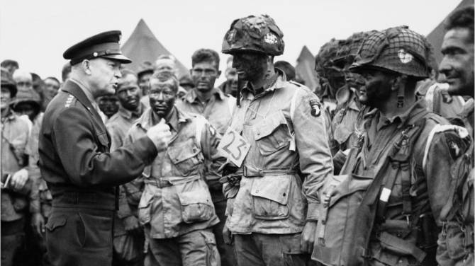 Here's what the 'D' in D-Day stands for