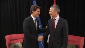 Trudeau wrapped up Davos visit for economic forum Saturday