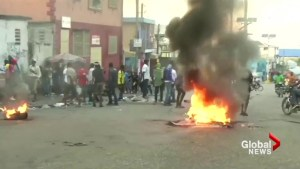 Maritime nurses, physician stranded in Haiti amid violent protests