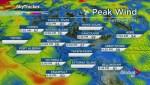 B.C. evening weather forecast: Apr 13