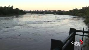Edmonton under flood watch as river continues to rise