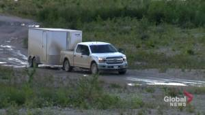 RCMP remove bodies believed to be B.C. murder suspects from area near Nelson River in Manitoba