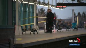 Man injured after leg gets caught between train and platform at northeast Edmonton LRT station