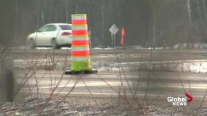 Transports Quebec closes Hwy. 640 in Terrebonne