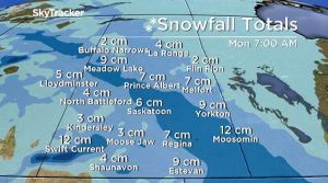 Saskatoon weather outlook: -40 to -50 wind chills return