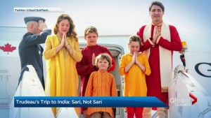 Trudeau in India: Cultural appreciation or appropriation?