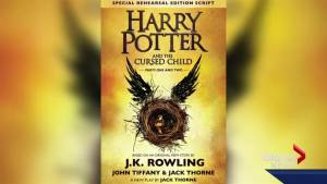 Magic moment: Calgary kids excited about new Harry Potter book