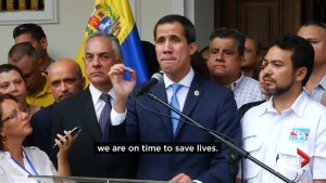 Guaido to ask diplomats to keep track of Venezuelan assets abroad