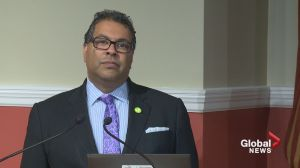 Mayor Nenshi responds to NDP declining DRP funding for 'Snowtember'