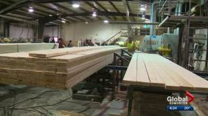 Alberta forestry industry monitoring labour unrest at CP Rail