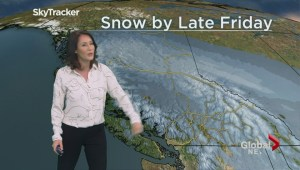 BC Evening Weather Forecast: Feb 1