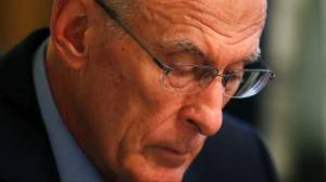 U.S. intel chief Coats says didn't mean to disrespect Trump over Putin summit reaction