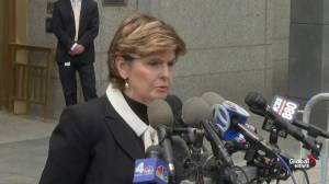 Gloria Allred says Jeffrey Epstein's trial may not take place until 2020