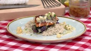 Saturday Chef: Steelhead trout for Taste of Yaletown