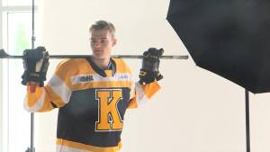 OHL's top pick Shane Wright signs with Kingston