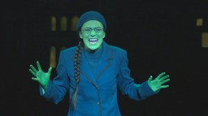 Behind the scenes at Wicked