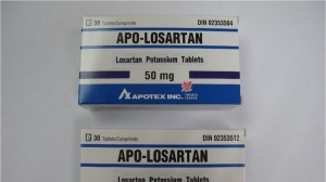 Blood-pressure drugs containing Losartan recalled due to potential carcinogen contamination