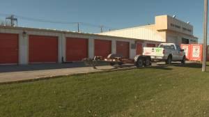 Arrest made following discovery of deceased infants in storage locker