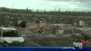 Fort McMurray wildfire destroys 2,400 structures, but 85% of city still stands