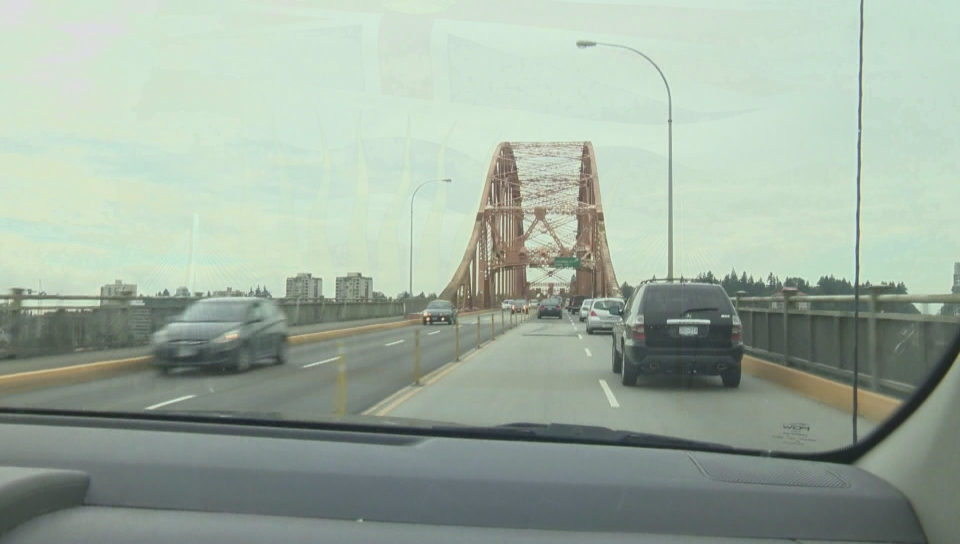 BC NDP eliminating Lower Mainland bridge tolls
