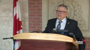 Flooding in Canada 'most obvious manifestation' of climate change: Goodale