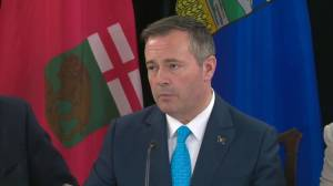 Kenney says he discussed 'great opportunities' presented by LNG with Horgan
