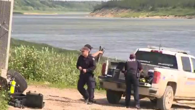 Police discover new item near site of B.C. murder suspects' bodies