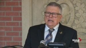 Goodale 'surprised' Disaster Mitigation Fund hasn't been used more for flood mapping