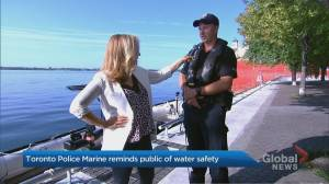 What you need to know about marine safety