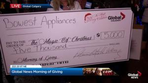 Bowest makes major contribution at 2018 Global News Morning of Giving