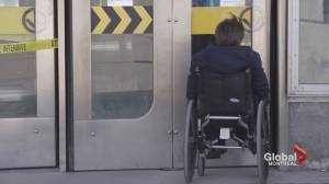 Montreal disabled-rights group tackles public transport discrimination