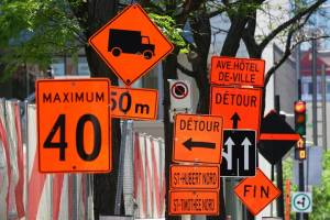 Decision Quebec: How the parties plan to improve traffic-related issues