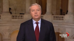 Sen. Graham doubts Trump colluded with Russia, 'he can't collude with his own gov't'