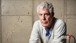 Chef & TV host Anthony Bourdain found dead at 61