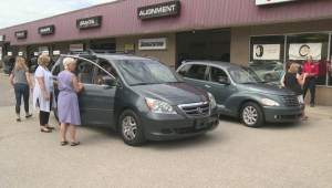 Two not-for-profit organizations in Kelowna benefit from free car giveaway