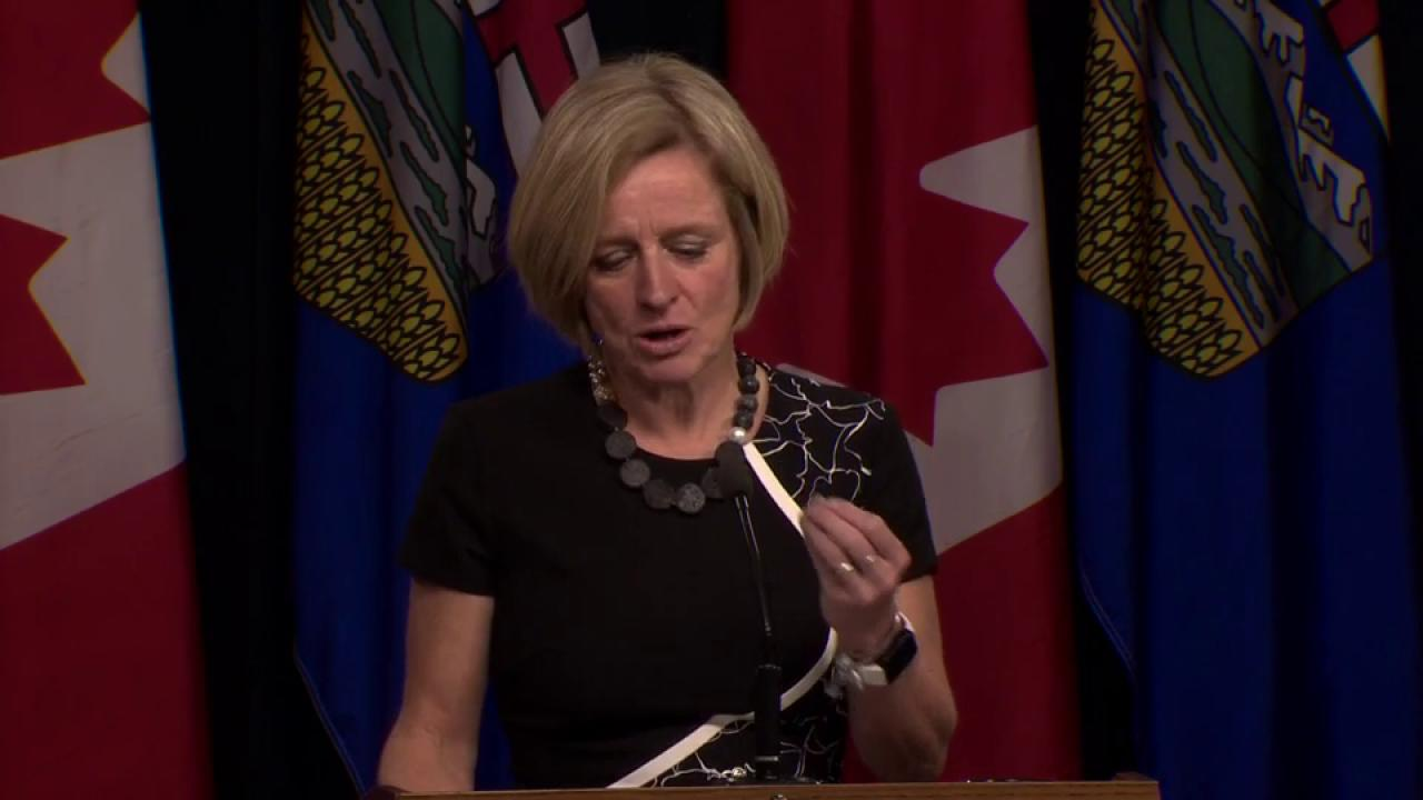 Alberta to stop importing BC wine in pipeline feud, premier says