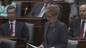 Kathleen Wynne apologizes to indigenous residential school victims
