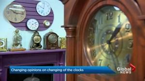 Return of Daylight Saving renews debate of changing the clocks