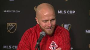 'This is what it's all about – lifting trophies': Michael Bradley on TFC's MLS Cup win